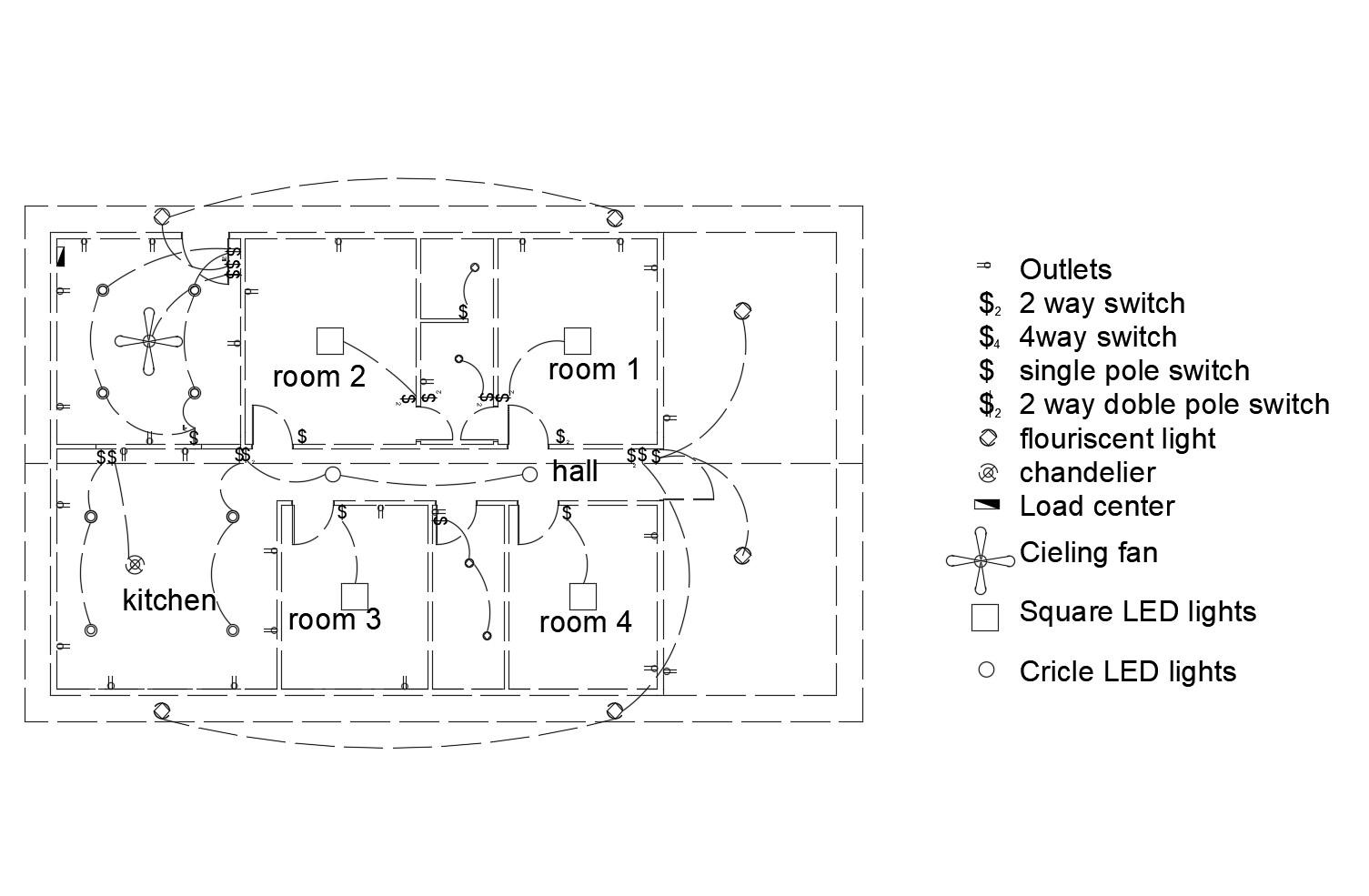 Wiring Diagram Ceiling Fan Amp Light 3 Way Switch