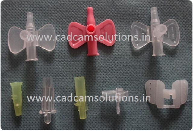IV_Cannula_plastic_injection_Mold_Cad_Cam_Solutions_Delhi