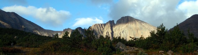 RMNP dramatic clouds, Rocky Mountain National Park longs peak hike,