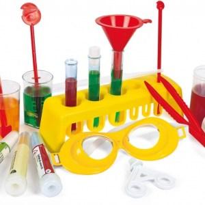 Clementoni Wetenschap en Spel - Laboratorium junior 100 testen