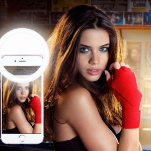 Halo Selfie Light