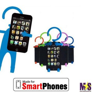 Handy man Smartphone holder set