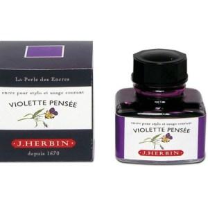 Herbin perle des encres vulpeninkt (30 kleuren) - inktpot
