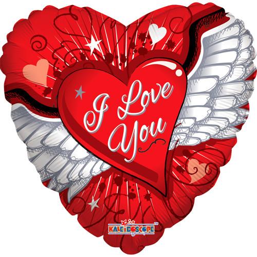 "I love you ""Angel"""