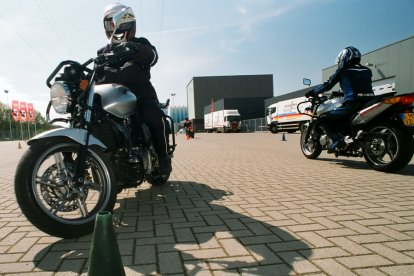 Leer motorrijden in één dag