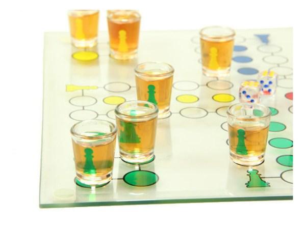 Mens Erger Je Niet - Ludo Drinkspel