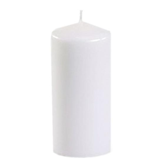 Stompkaars wit 10 cm hoog