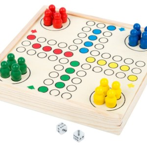 Small Foot LUDO reisspel
