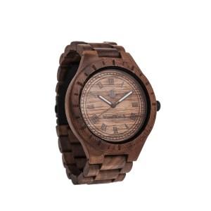 Houten Horloge Oaklee