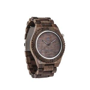 Houten Horloge Wootch Walnut