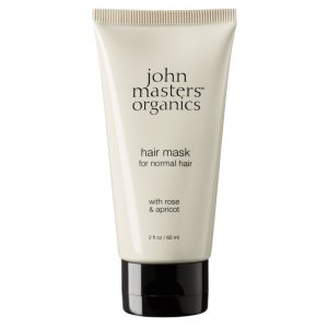 John Masters Organics Hair Mask With Rose & Apricot 60 ml