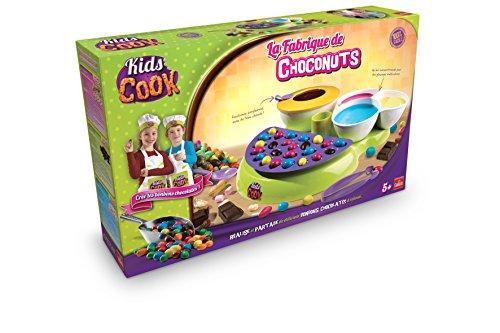 Goliath – 82285.006 – Jeu D'imitation – Cuisine – Fabrique De Bonbons Chocolatés