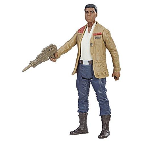 Star Wars Episode VIII – Les derniers Finn Force Link 9.5cm Figurine