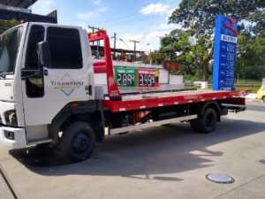 Guincho Ford Cargo 816 2015/16 Completo