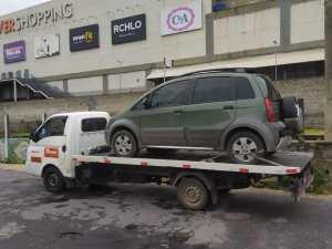 Guincho Plataforma Hyundai HR 2012 / 2013