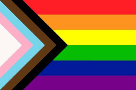 Modern Pride Flag