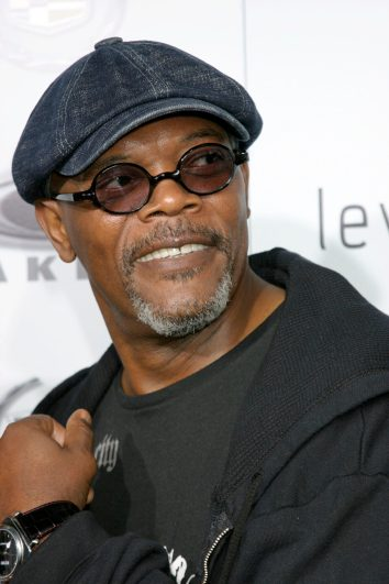 Samuel L. Jackson - Wealthy black actors