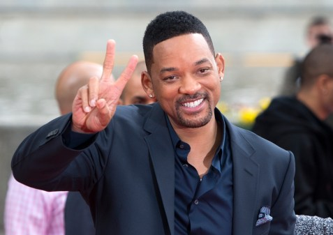 Will Smith - Successful black actor