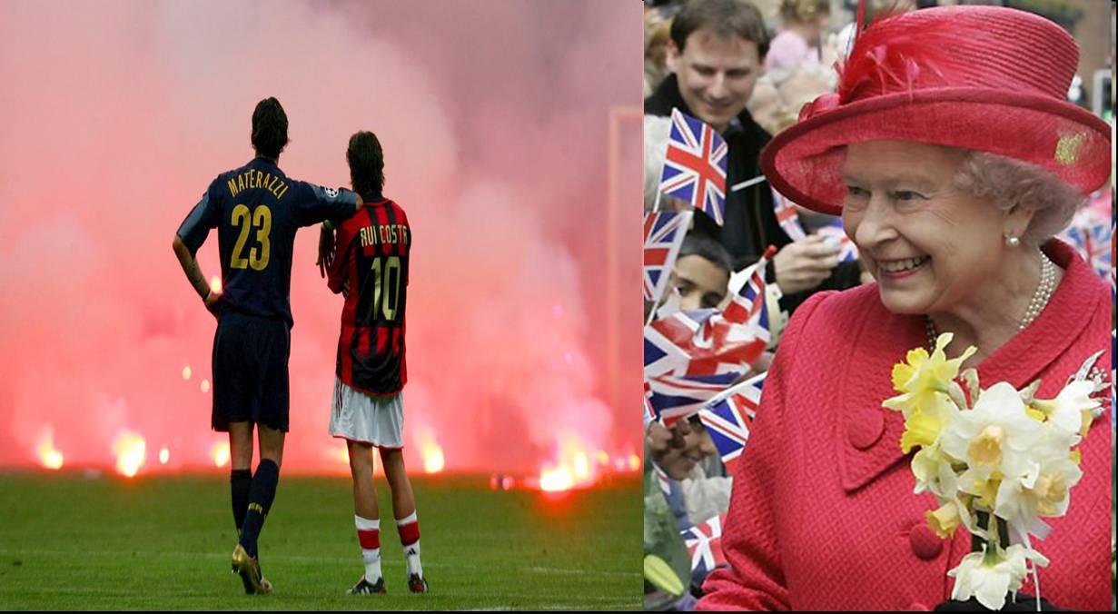 Italia x Inglaterra