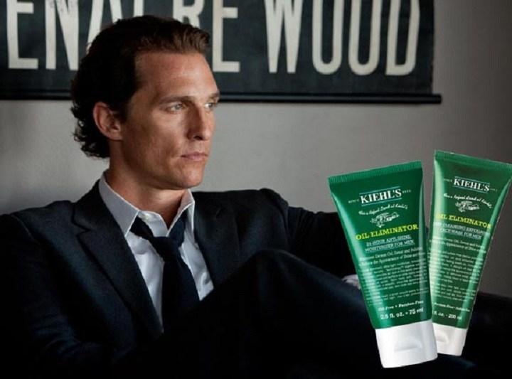 El actor Matthew McConaughey se une a Kiehl's en una campaña solidaria a favor del autismo