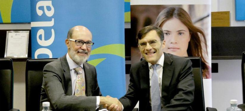 Grupo Pelayo renueva su Convenio Inserta con Fundación ONCE