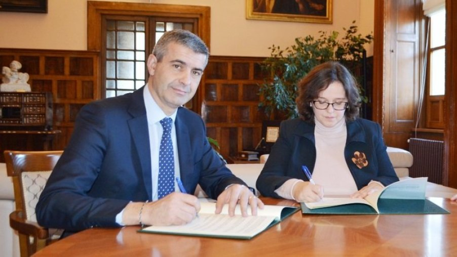 La Asociación Down Talavera recibe 5.000 euros de la Diputación de Toledo para el desarrollo de sus proyectos
