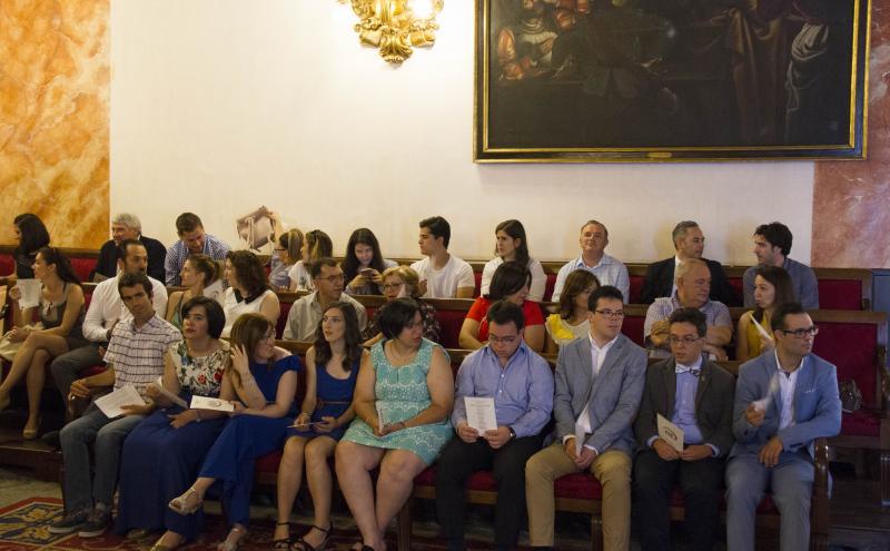 Una quincena de jóvenes con discapacidad intelectual se gradúan por la Universidad de Granada