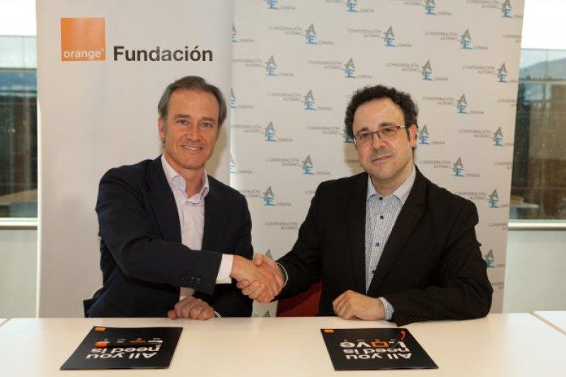Fundación Orange y la Confederación Autismo lanzan una campaña para concienciar sobre TEA