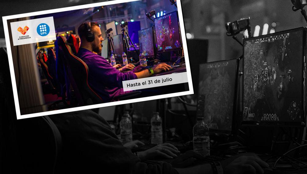 La Fundación Atresmedia becará a personas con discapacidad en dos másteres de videojuegos de la UPC