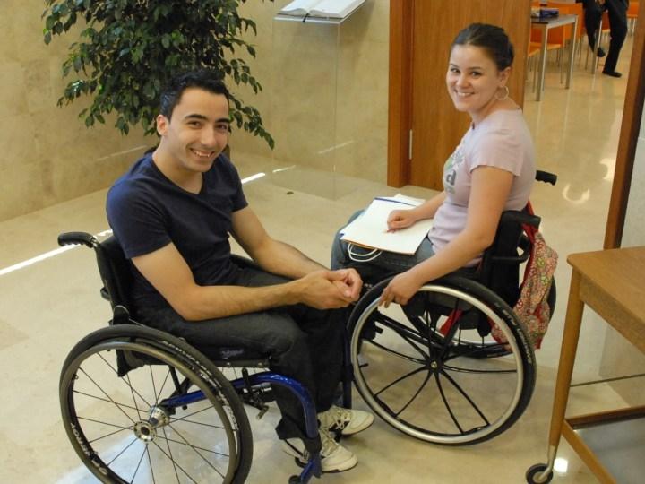 La Universidad de Valencia aplicará una reserva del 5% para estudiantes con discapacidad en el acceso a másteres y doctorados