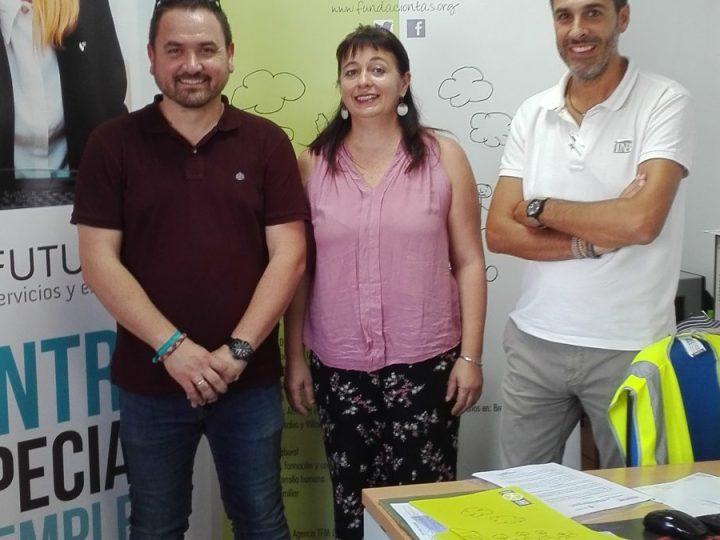 Sovena, Fundación TAS y Futurem firman un convenio para la inserción laboral de personas con discapacidad