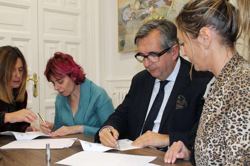 El Ayuntamiento de Calahorra fomenta la integración laboral de las personas con discapacidad