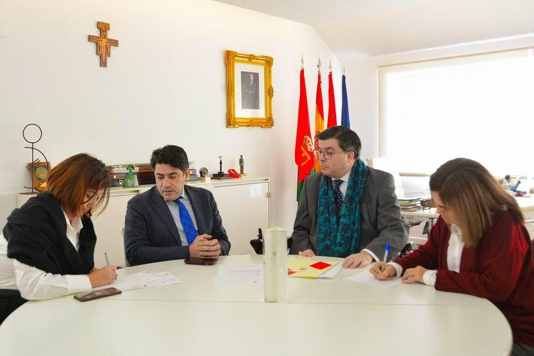Alcorcón y Famma colaboran para fomentar la autonomía de las personas con discapacidad