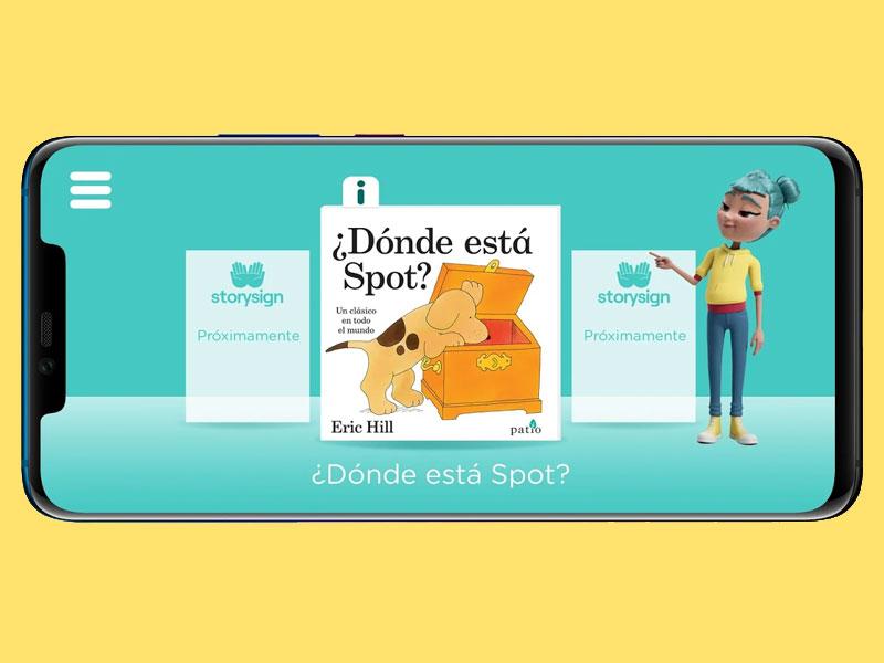 Huawei reafirma su compromiso con las personas sordas junto a StorySign