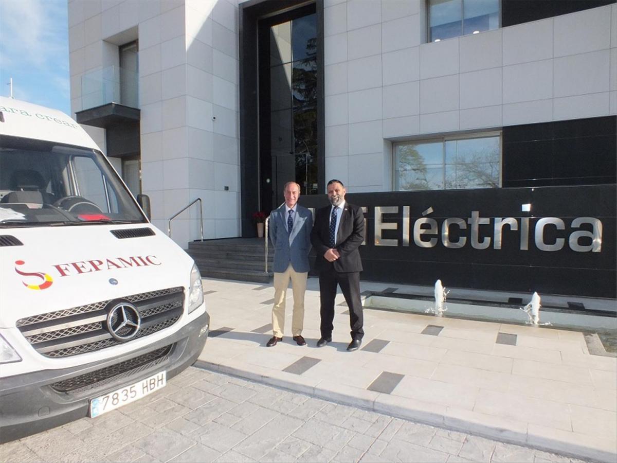 Unieléctrica apoyará a Fundación Fepamic con su 'Tarifa Solidaria'