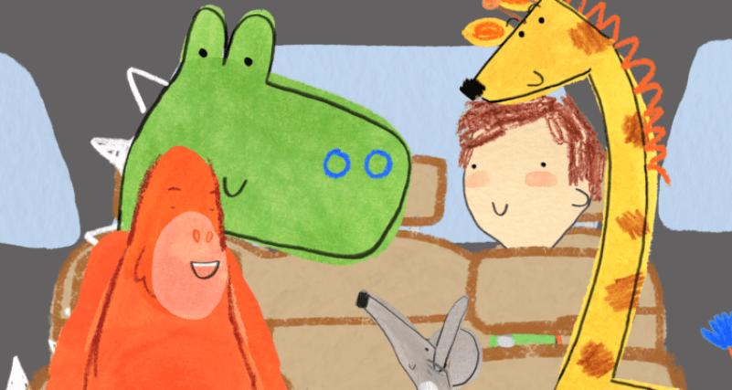 Nat Geo Kids estrena la segunda temporada de PABLO