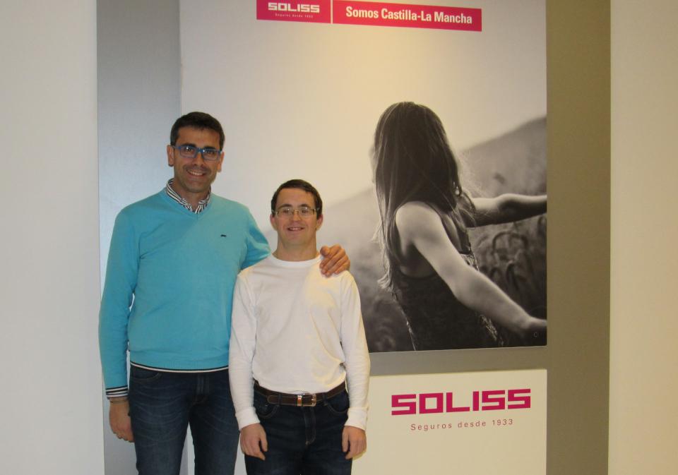 Seguros Soliss reincorpora en Todelo a sus trabajadores con discapacidad