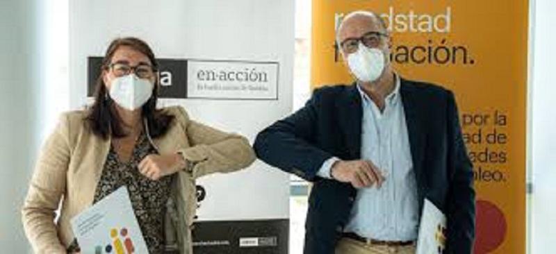 Bankia y Fundación Randstad fomentan el empleo en personas con discapacidad