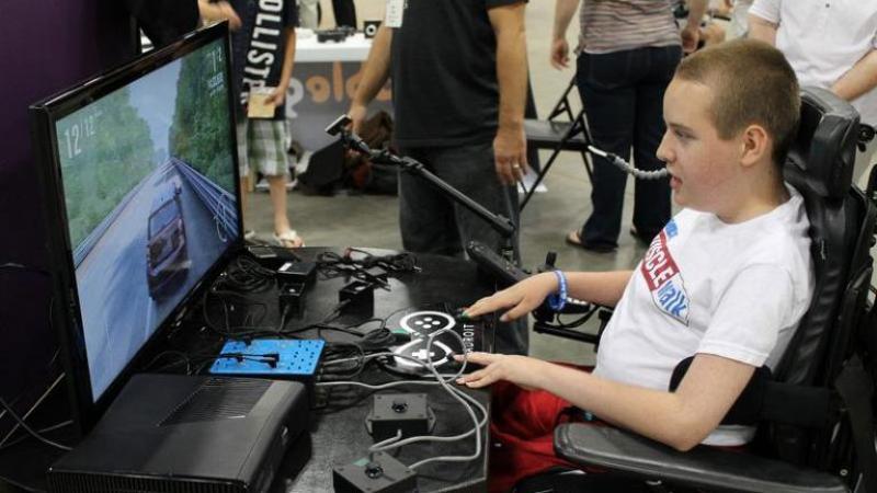 Twitch Donará $ 1 Millón a AbleGamers para ayudar a los Jugadores con discapacidad