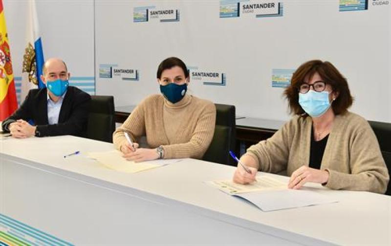 Santander y CERMI reafirman su compromiso con las personas con discapacidad de la ciudad