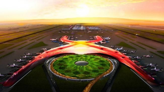 Resultado de imagen para Texcoco o Santa Lucía, opciones para el nuevo aeropuerto, dicen pilotos