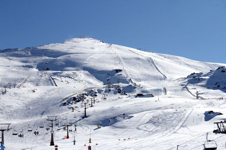 Resultado de imagen de pistas de nieve