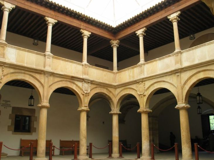 Las obras del Palacio de Los Condes de Gómara se trasladan a la ...