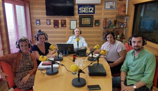 Debate a cinco concejales sobre el estado de Cádiz en el Hoy por Hoy Cádiz