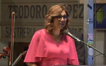 Raquel González clausuró el certamen