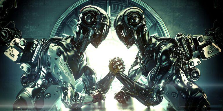 Resultado de imagen de batalla de robots