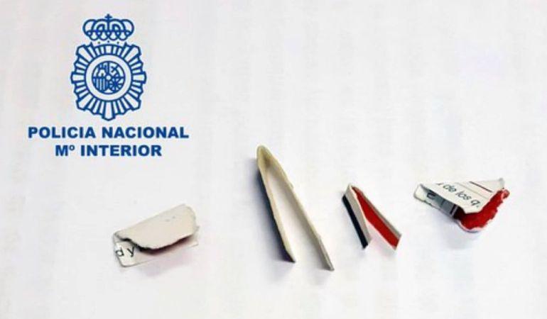 Si encuentras estos objetos cerca de la puerta de tu casa, llama a la Policía
