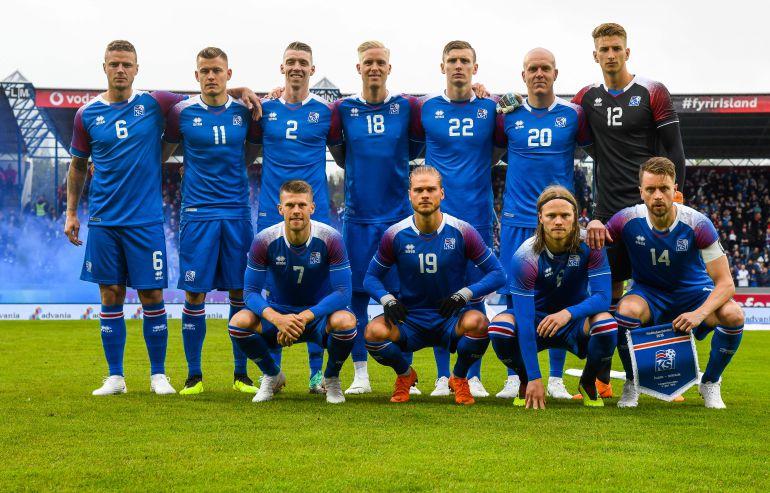 Análisis de la selección de Islandia: La historia por conquistar   Deportes    Fútbol   Cadena SER