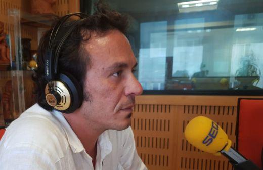 El alcalde de Cádiz, José María González, en los estudios de Radio Cádiz