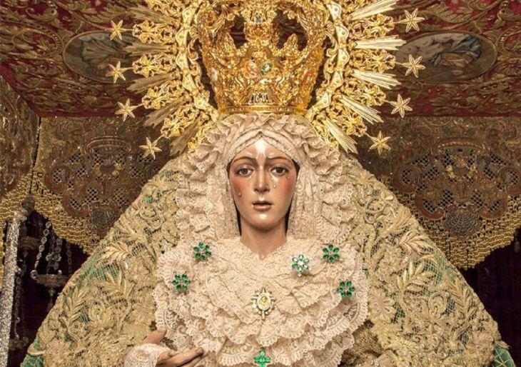 Madrugada del Viernes Santo. Semana Santa Sevilla 2019: La ...